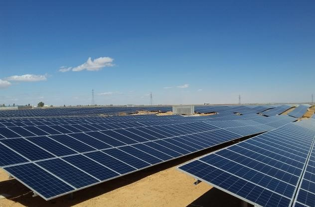 Solar PV Plant for  King Hussein Cancer Centre (KHCC)