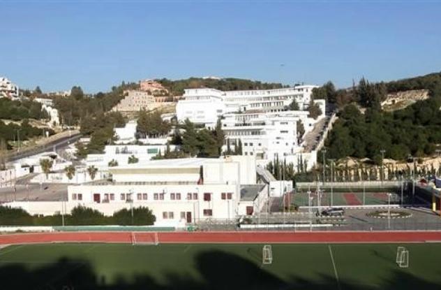 Amman Baccalaureate School Design and Kindergarten Supervision