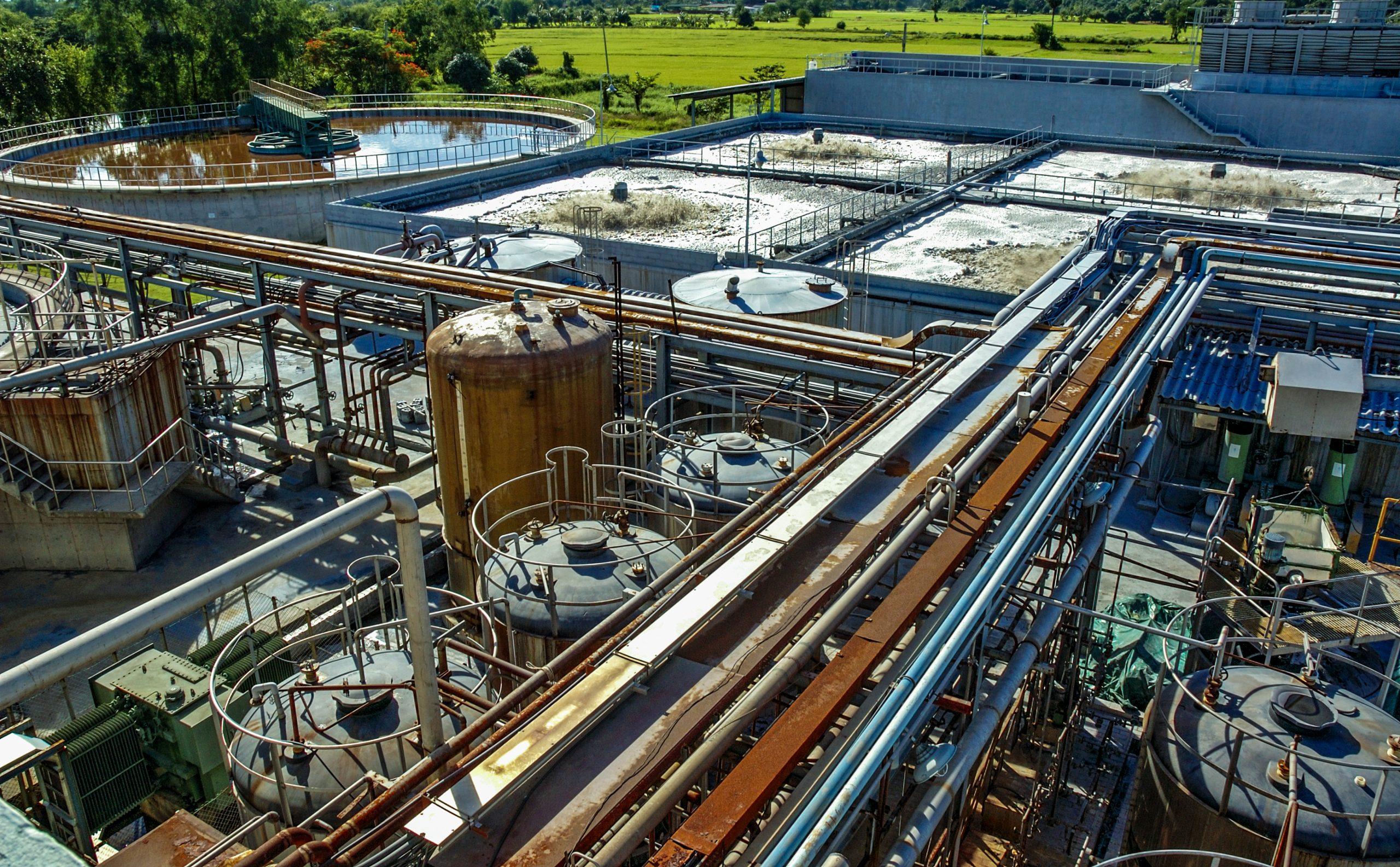 Al-Lajjun Wastewater Treatment Plant