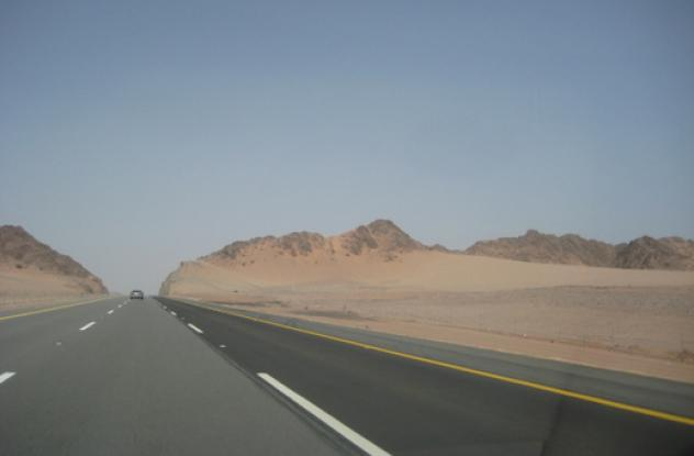Waste Disposal Road – Swaqa
