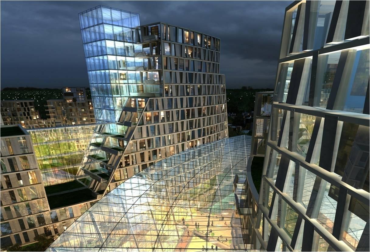 Abdali New Downtown Development