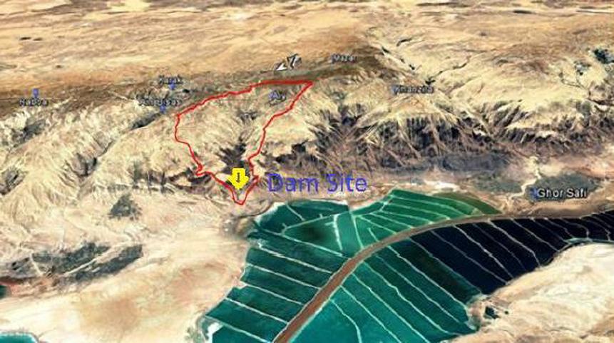 Wadi Easal Dam