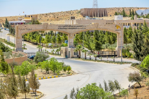 Husain Bin Abdullah II – Industrial Estate
