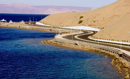 Implementation of the Dead Sea Development Area Packages