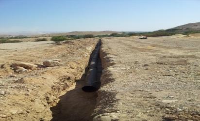 Rehabilitation of Husban Kafrein Irrigation Scheme