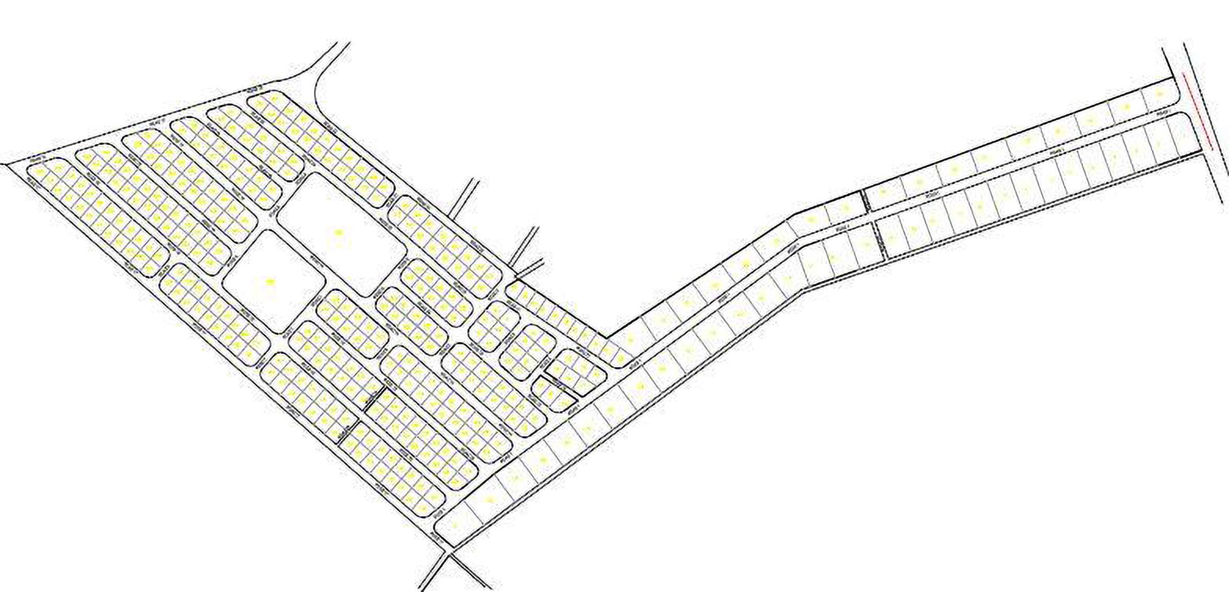 Water networks and roads for Iskan Thughret Al Jub –Zaatari