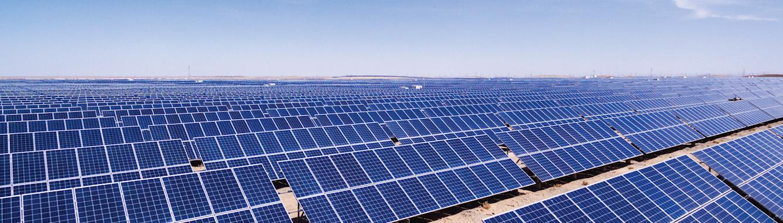 Masdar Solar Photovoltaic 200 MWp Power Plant