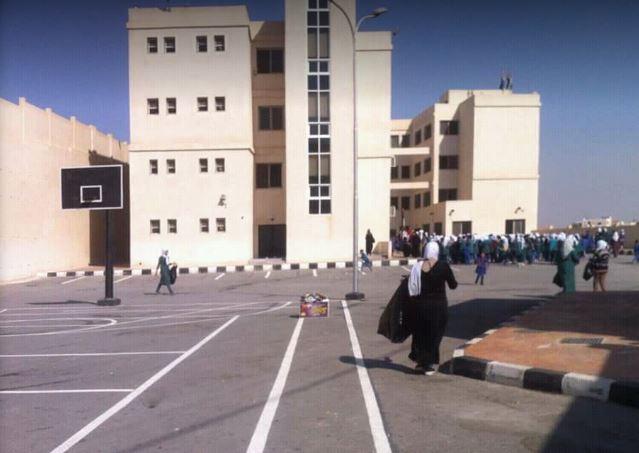 Jureibah and Batrawi Schools in Zarqa