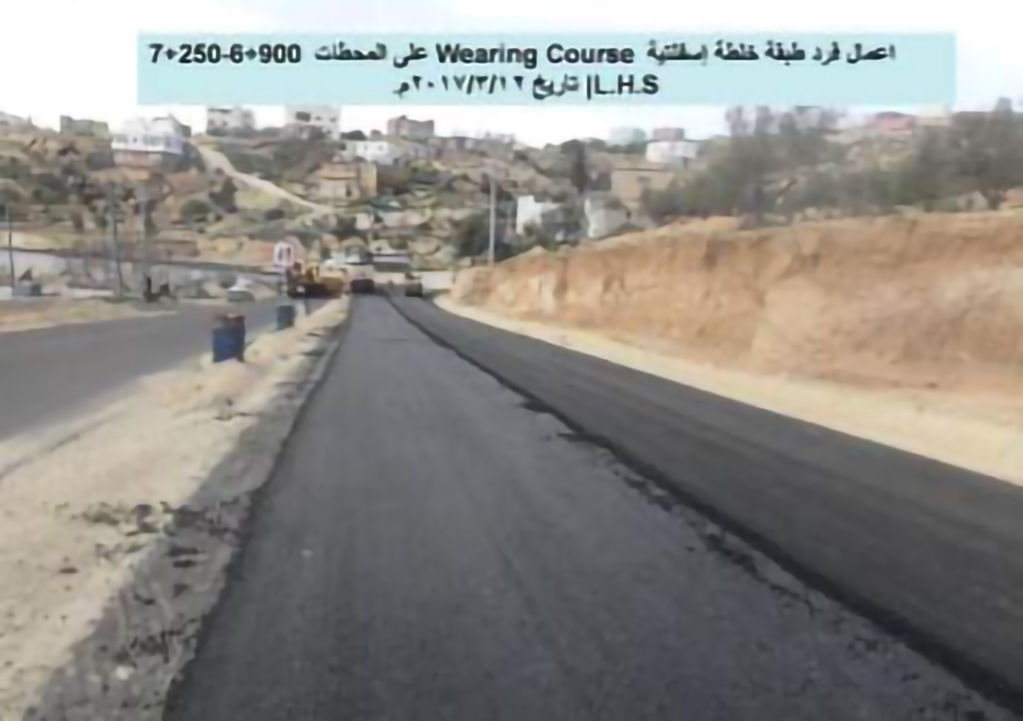 Al-Molooky Road Project at Tafileh – Ein el Baida