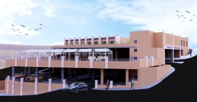 Rehabilitation of Petra Internal Bus Terminal