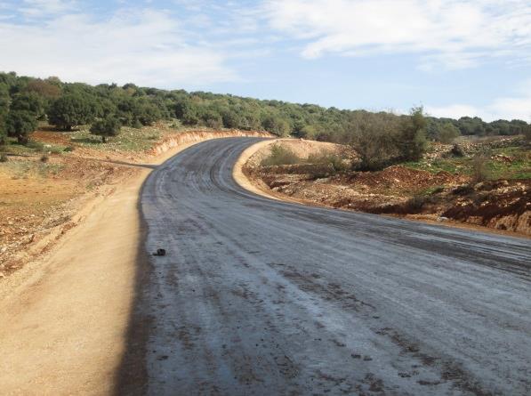 Souf Ain Janna Road