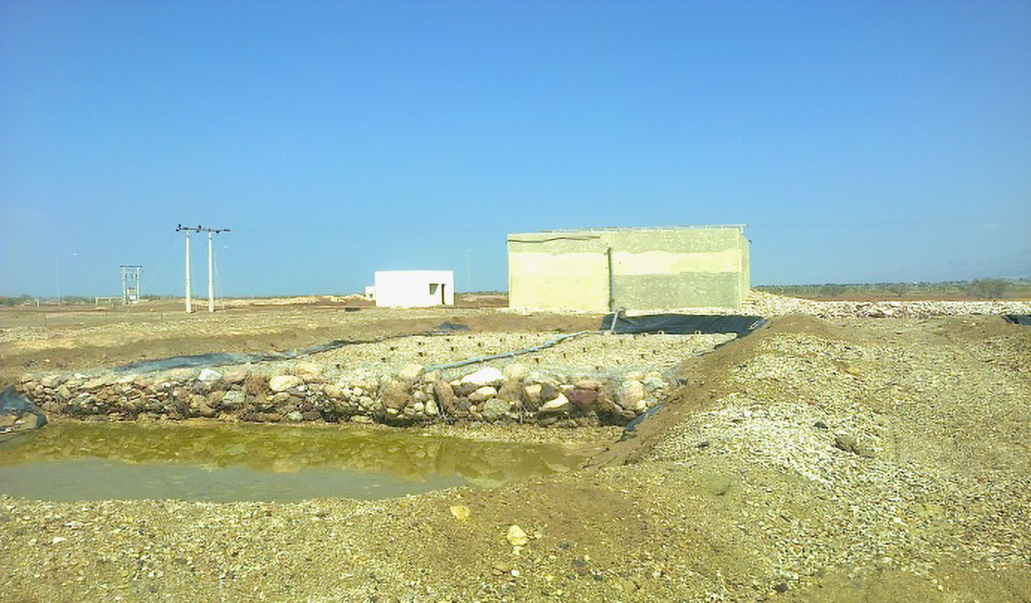 Wastewater Treatment Plant of Ghor Al Safi