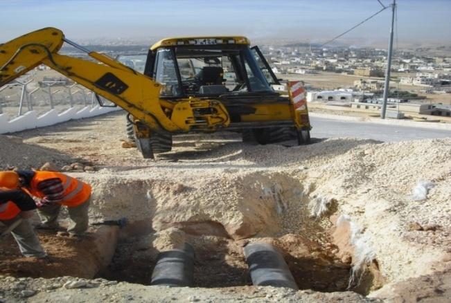 Soof, Megbeleh and Deir El -Liyyat Wastewater Network