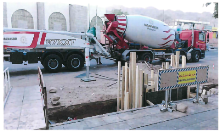 Enhancing the efficiency of storm water drainage for various sites at Aqaba
