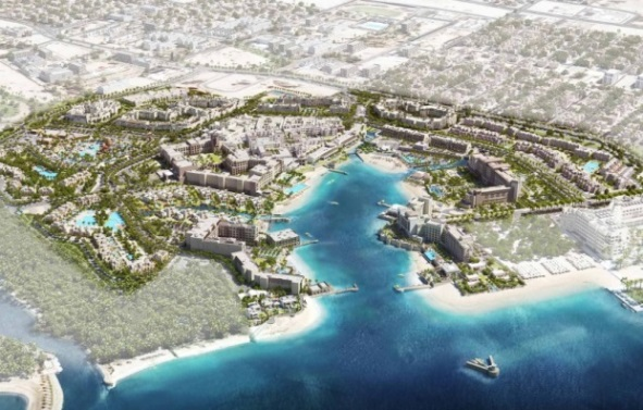Saraya Aqaba Infrastructure and Water Lagoon Project