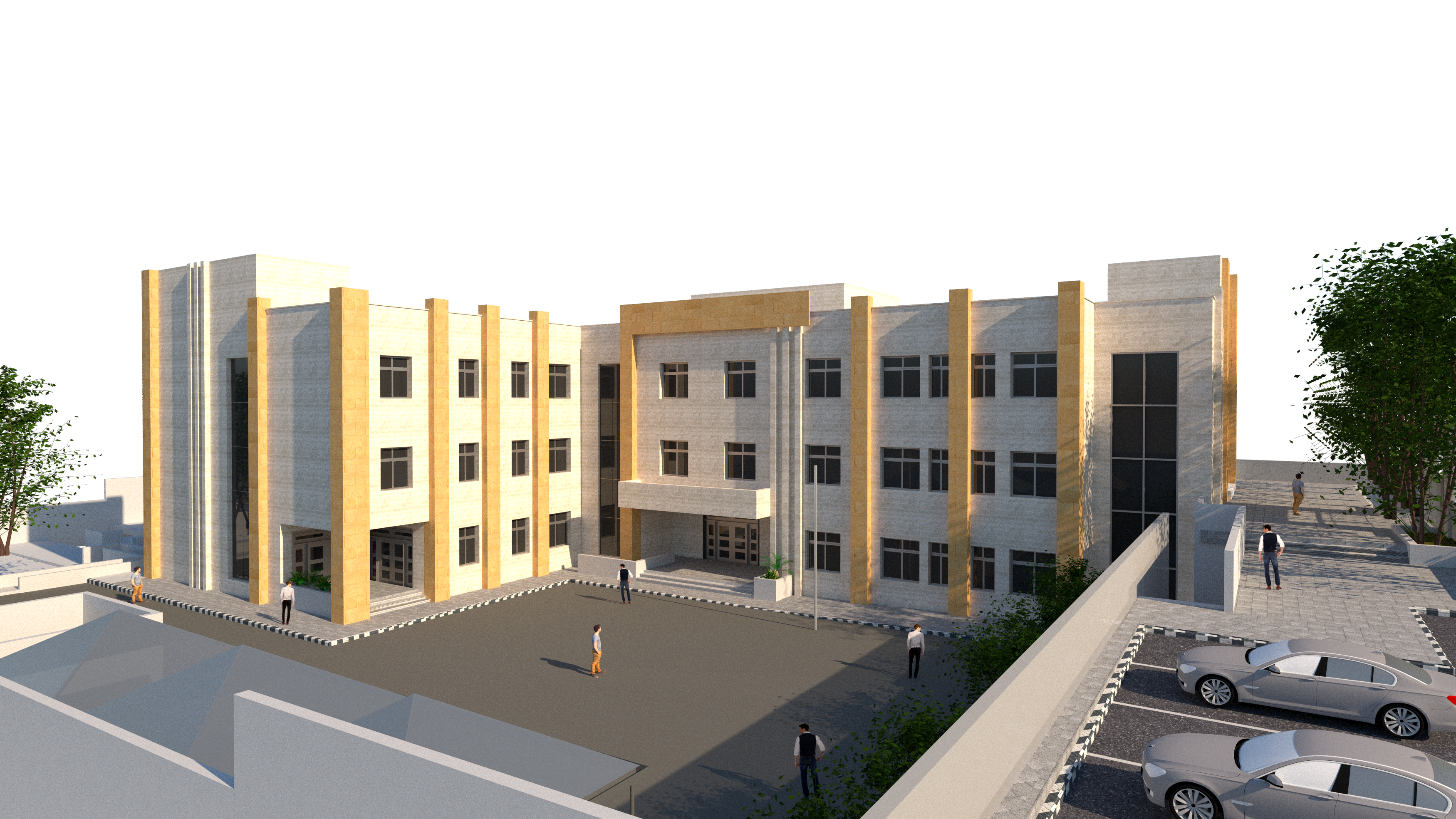 New School Projects at Irbid Governorate- Group II