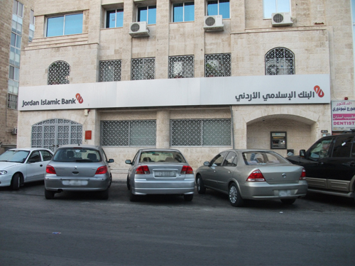 Jordan Islamic Bank Branches