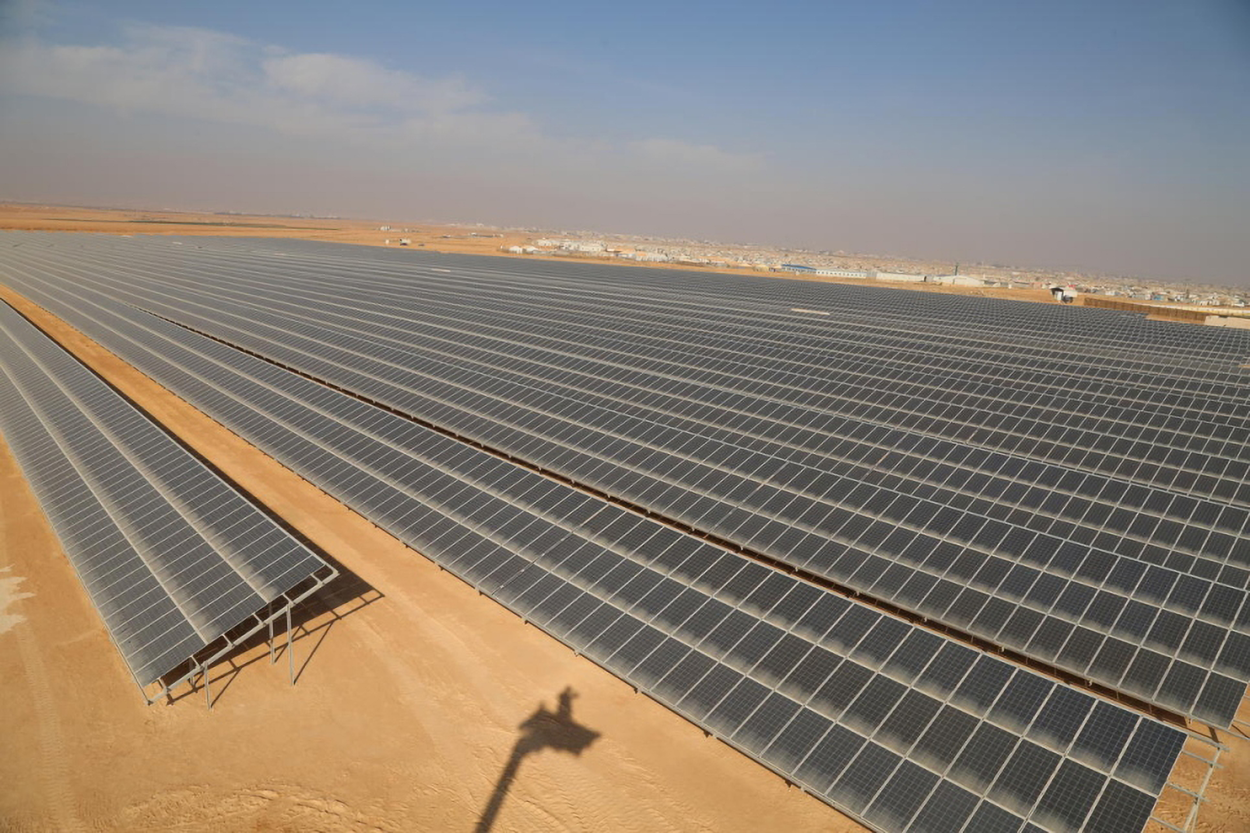 Za'tari PV Power Plant / EPC Contract